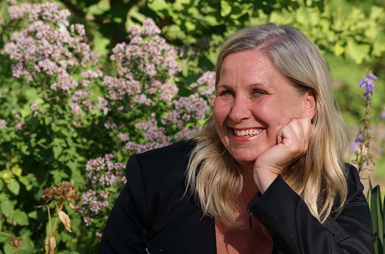 Barbara Wilcke-Schröder Inhaberin  der Eventagentur Hamburg Indiuviduell