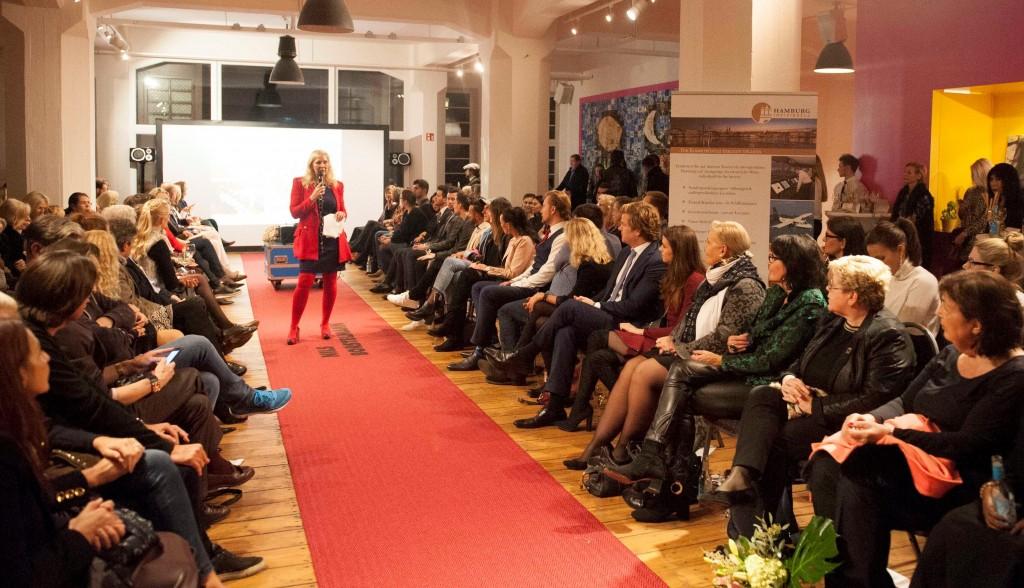 Eröffnungsrede zur hamburg individuell fashion Night von Barbara Wilcke-Schröder